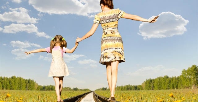 Five Things My Mom Taught Me